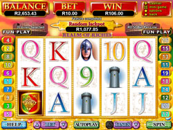 Realm of Riches Video Slot